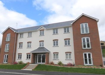 Thumbnail 2 bed flat for sale in Cwrt Dulas, Lampeter