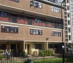 Thumbnail 2 bed flat for sale in Flat 74 Wenlock Court, New North Road, London