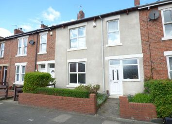 Thumbnail 3 bedroom terraced house for sale in Malcolm Street, Heaton, Newcastle Upon Tyne