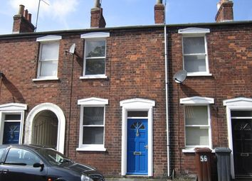 Thumbnail 2 bed terraced house to rent in Park Street, Lincoln