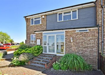 Thumbnail 3 bed semi-detached house for sale in Pitfield, Hartley, Longfield, Kent