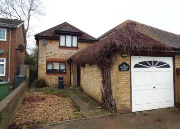 Thumbnail 3 bed detached house for sale in Beverley Gardens, Cheshunt, Waltham Cross, Hertfordshire