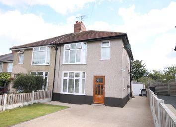 Thumbnail 3 bed semi-detached house for sale in St. Nicholas Road, Harrogate