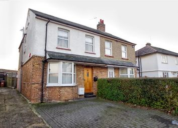 Thumbnail 4 bed semi-detached house for sale in Station Road, Puckeridge, Ware