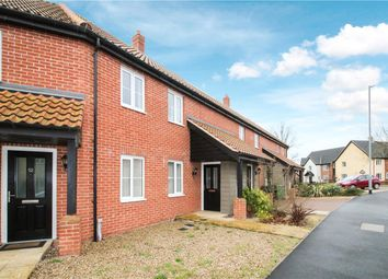 Thumbnail 1 bed flat for sale in The Ridings, Poringland, Norwich, Norfolk