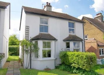 Thumbnail 2 bed semi-detached house for sale in Noahs Ark, Kemsing, Sevenoaks