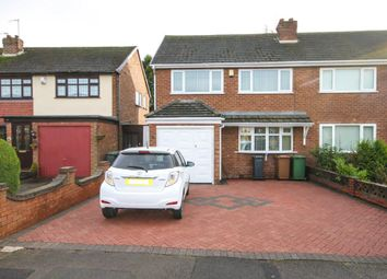 Thumbnail 3 bedroom semi-detached house to rent in Lichfield Road, Willenhall
