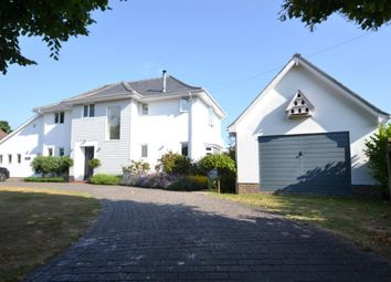 Thumbnail 5 bed detached house for sale in Ferringham Lane, Ferring, Worthing, West Sussex