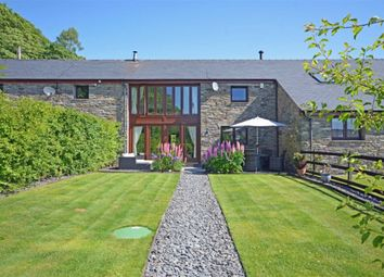 Thumbnail 3 bed barn conversion for sale in Duddon View, Duddon Bridge, Cumbria