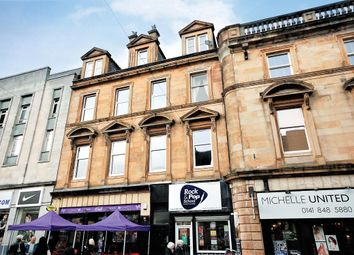 Thumbnail 1 bed flat for sale in High Street, Paisley