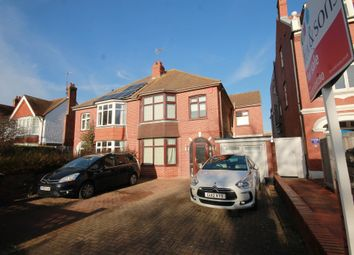 Thumbnail 5 bed semi-detached house for sale in New Church Road, Hove