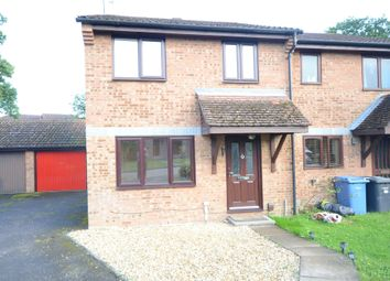 Thumbnail 3 bed end terrace house to rent in Beveren Close, Fleet
