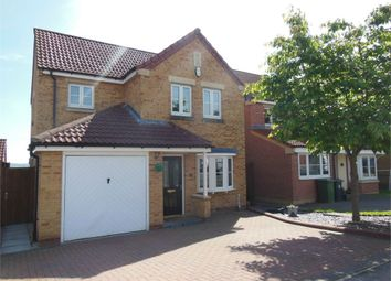 Thumbnail 3 bed detached house to rent in Chatsworth Way, Heanor, Derbyshire