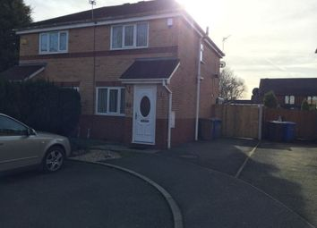 Thumbnail 2 bed property to rent in Barrowshaw Close, Walkden, Manchester