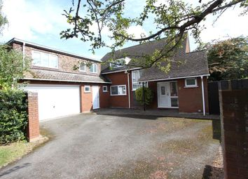 Thumbnail 5 bed detached house for sale in The Gardens, Thurlaston, Rugby