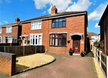 Thumbnail 2 bed semi-detached house for sale in First Avenue, Holmcroft, Stafford