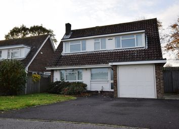 Thumbnail 3 bed detached house for sale in Highcliffe, Christchurch