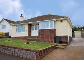 Thumbnail 3 bed detached bungalow for sale in Churston Way, Brixham