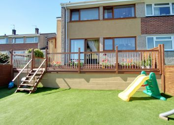 Thumbnail 3 bed end terrace house for sale in Erlstoke Close, Plymouth