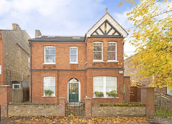 Thumbnail 4 bed flat for sale in Grafton Road, London