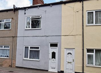 Thumbnail 3 bed terraced house for sale in Crossley Street, New Sharlston, Wakefield
