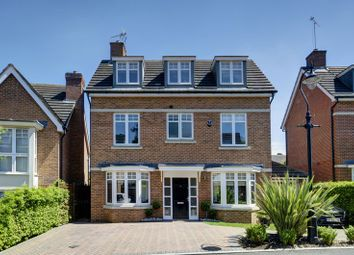 Thumbnail 3 bed detached house for sale in Padelford Lane, Stanmore