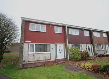Thumbnail 3 bed terraced house for sale in Glen Doll, East Kilbride, Glasgow