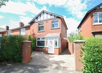 Thumbnail 3 bed town house for sale in Victor Avenue, Bury, Greater Manchester