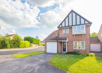 Thumbnail 3 bed detached house for sale in The Lynx, Cherry Hinton, Cambridge