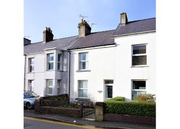 Thumbnail 3 bed terraced house for sale in Bangor Street, Y Felinheli