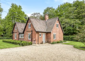 Thumbnail 4 bed detached house to rent in Red Rice, Andover, Hampshire
