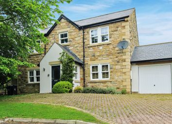 Thumbnail 4 bed detached house for sale in The Rookery, Harelawside, Grantshouse