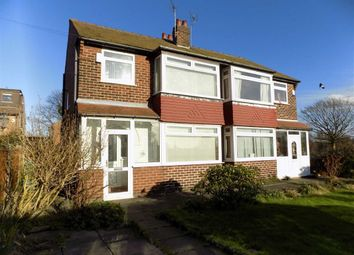 Thumbnail 2 bedroom semi-detached house for sale in Chertsey Close, Manchester