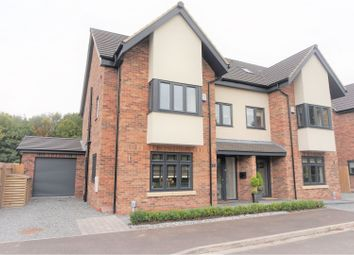Thumbnail 4 bed semi-detached house for sale in Rice Close, Beverley