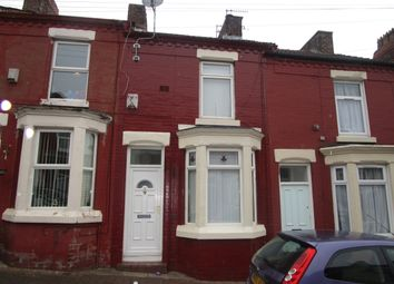 Thumbnail 2 bed terraced house to rent in Malwood Street, Liverpool
