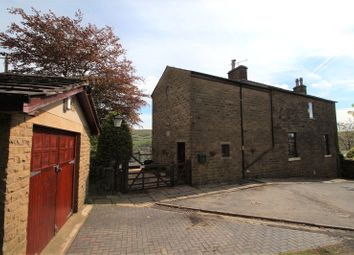 Thumbnail 4 bed detached house for sale in Hall Fold, Whitworth, Rochdale, Lancashire