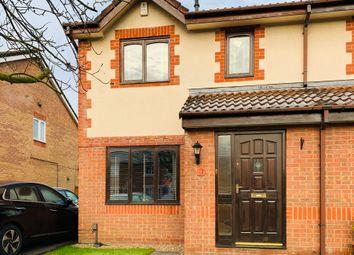3 bed semi-detached house for sale in Lowesby Close, Walton-Le-Dale, Preston PR5