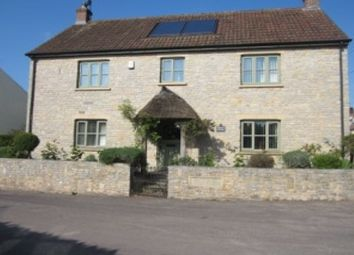 Thumbnail 4 bed detached house to rent in Pit Hill Lane, Moorlinch, Bridgwater