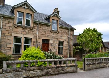 Thumbnail 4 bed semi-detached house for sale in The Nethy, Invererne Road, Forres