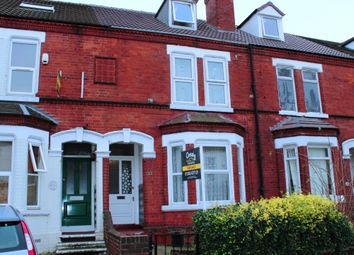 Thumbnail 6 bed terraced house for sale in Highfield Road, Doncaster, South Yorkshire