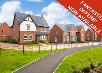 "Thumbnail 4 bed detached house for sale in ""Lincoln"" at Acacia Way, Edwalton, Nottingham"