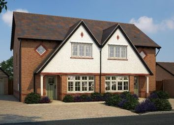 Thumbnail 3 bed semi-detached house for sale in London Road, Waterlooville, Hampshire