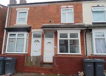 Thumbnail 2 bedroom terraced house for sale in Markby Road, Hockley, Birmingham