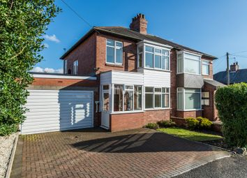 Thumbnail 3 bed semi-detached house for sale in Braeside, Grange Avenue, Stamfordham