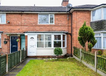 3 bed terraced house to rent in Inverness Road, Northfield, Birmingham B31