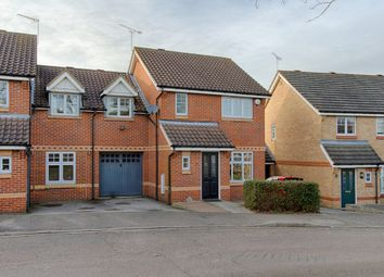 Thumbnail 3 bedroom link-detached house for sale in Great Innings North, Watton At Stone, Hertford