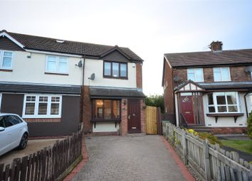 Thumbnail 2 bed end terrace house for sale in Belgrade Crescent, Sunderland