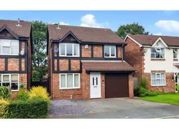 4 bed detached house for sale in Leamington Close, Great Sankey, Warrington WA5