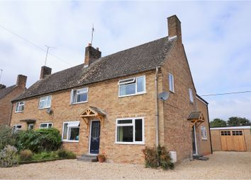 Thumbnail 4 bed semi-detached house for sale in The Sands, Milton Under Wychwood