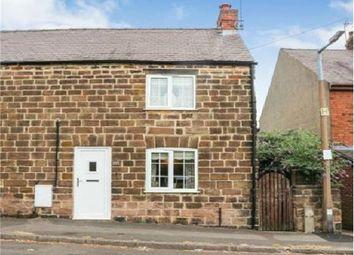 Thumbnail 2 bed cottage for sale in Marsh Lane, Belper, Derbyshire